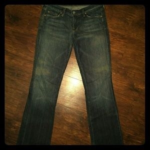 SEDUCTIVE UPSCALE 7 for All Mankind Jeans